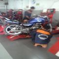 PKL di Yamaha Agung